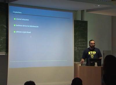 open-source crypto accelerator