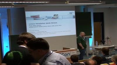 Linux-Versteher dank Strace
