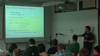 Python und LaTeX vereint