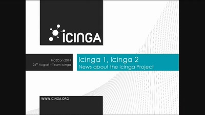 Icinga 1, Icinga 2