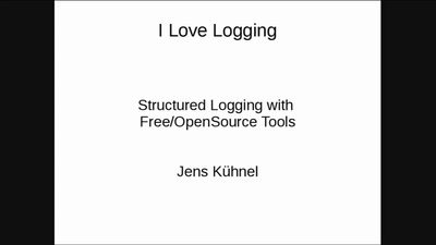I Love Logging