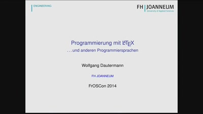 Programmierung mit LaTeX...
