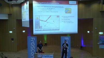Linux im interaktiven Funkstreifenwagen