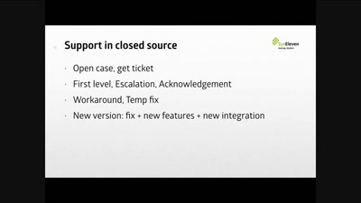 Open Source Management