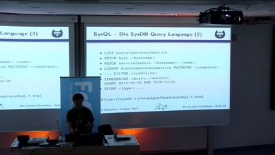 SysDB — Alle Systeminformationen auf einen Blick
