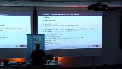 gnuplot – Ein Bild sagt mehr als 1000 Zahlen …