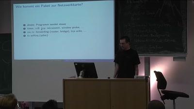 Der Linux Netzwerk Stack