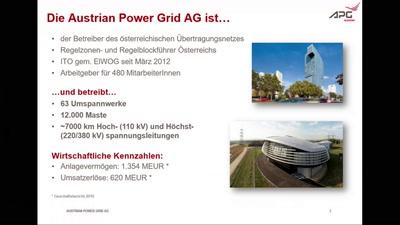 Die österreichische Stromversorgung