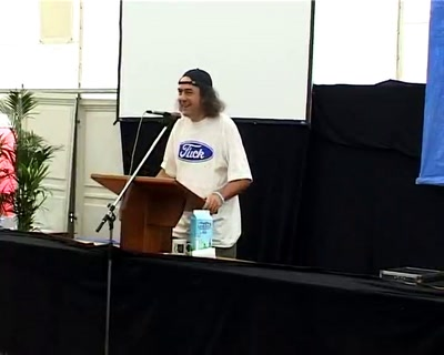 HAL 2001: Keynote (1)