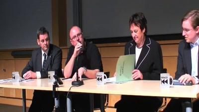 Ministerin Zypries diskutiert mit IT-Aktivisten auf den mrmcd0x8h