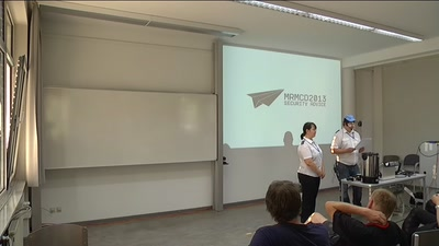 MRMCD2013: Takeoff