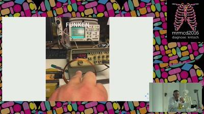 Magnetfinger und Funk