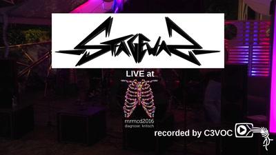 Stage War live!