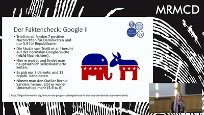 Datenspende Bundestagswahl 2017 - First Results on a Mass-Experiment to analyze Google's Personalization