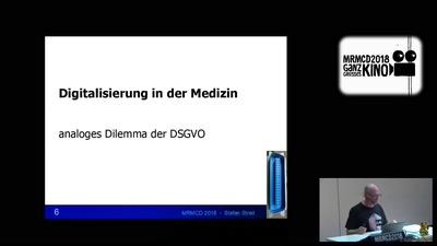 Von Gesetzen & Grenzüberschreitungen – Telematik und DSGVO in der Medizin Teil III