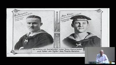 Die Deutsche Revolution 1918/19 – Eine Medaille mit zwei ganz verschiedenen Seiten
