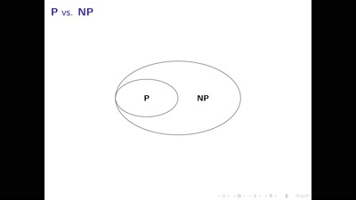 P vs. NP vs. Kryptographie