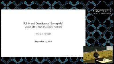 """Politik und OpenSource """"Brettspiele"""""""