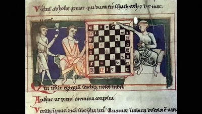 Board Games of Medieval Europe
