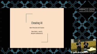 Cheating AI - Wenn Menschen die KI hacken