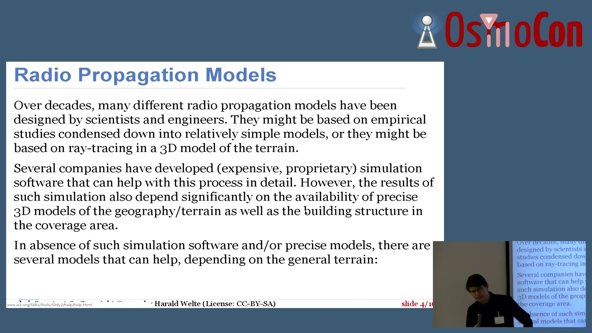media ccc de - Fundamental GSM radio frequency planning
