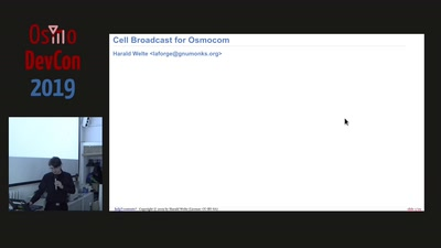 Production-Grade Cell Broadcast for Osmocom