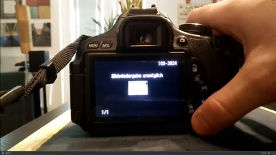 Encryption on DSLR-Cameras