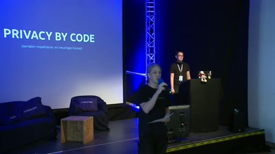 Privacy by Code