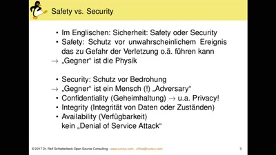 Internet of Things (IoT) Privacy & Security