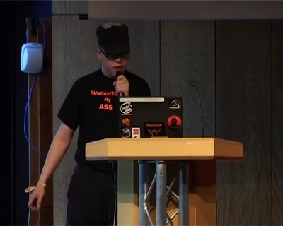 Keynote Tag 2: Pranks, Bugs, and Insecurities