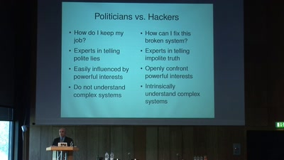 Yes We Could: Hackers in Government