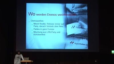 Demoscene 2010 - Quo Vadis?