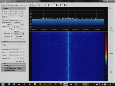 SDR, GSM/OpenBTS