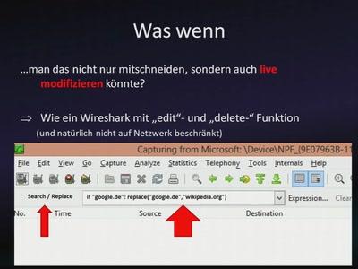 I/O Capture Treiber Framework
