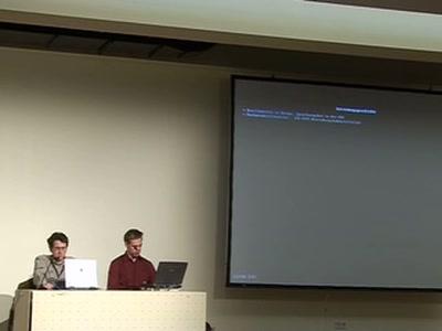 GNU/Linux für Blinde und Sehbehinderte