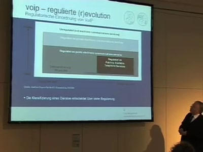 VoIP 2005 - Regulierte Revolution