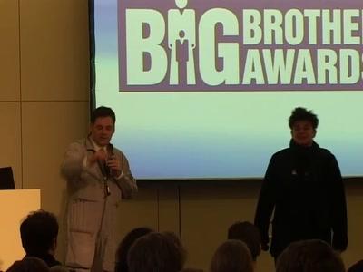 4+2+1 Jahre BigBrotherAwards Deutschland