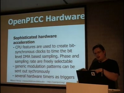 OpenPCD / OpenPICC