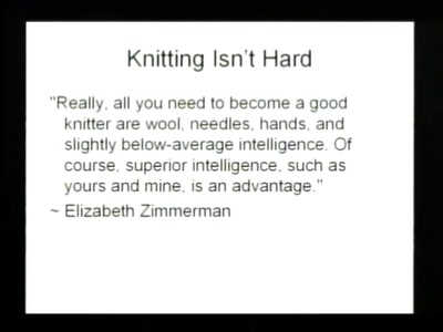 The history of guerilla knitting