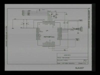 Repurposing the TI EZ430U
