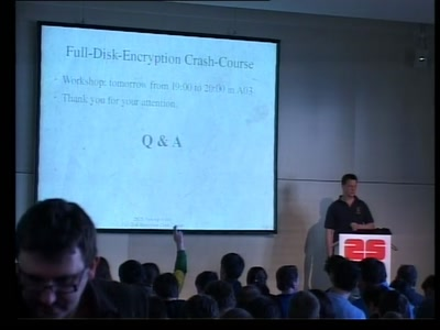 Full-Disk-Encryption Crash-Course
