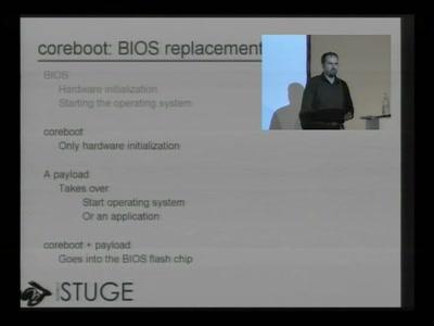 coreboot: Beyond The Final Frontier