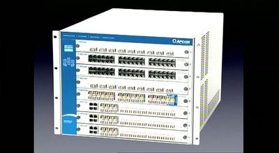 Data Analysis in Terabit Ethernet Traffic