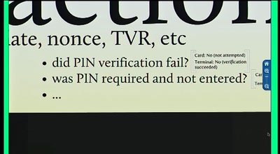 Chip and PIN is Broken