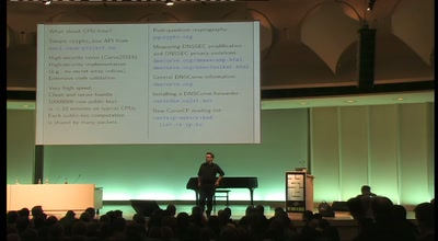 High-speed high-security cryptography: encrypting and authenticating the whole Internet