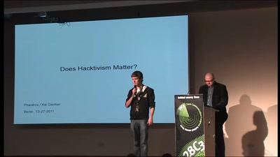 Does Hacktivism Matter?