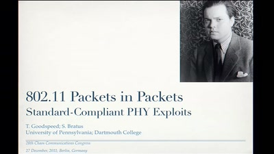802.11 Packets in Packets