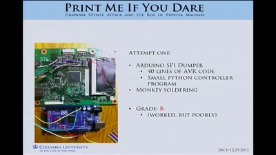 Print Me If You Dare