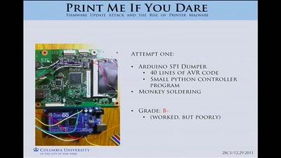 Print Me If You Dare