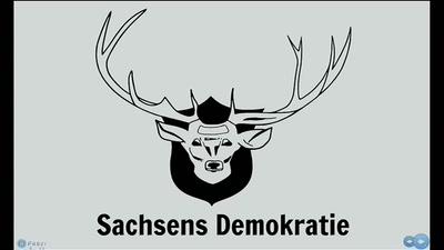 Demokratie auf Sächsisch
